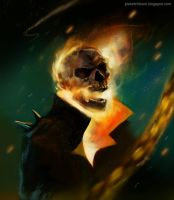 Ghost Rider by maddekartist