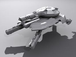 Forth Hover Tank by DeltaCadimus
