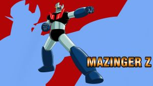 Mazinger Z Wallpaper by Zer013