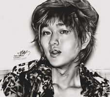 Leader Onew by FreedomforGoku