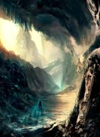 Cave_ by Oafnugget