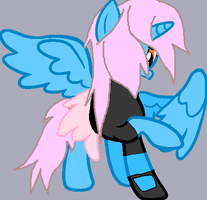 DADDY HOW DO I USE THESE WINGS by u-ok-england
