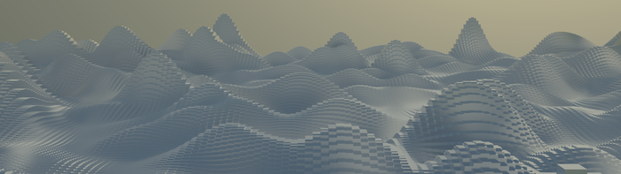 Cube Hills by Cubicay