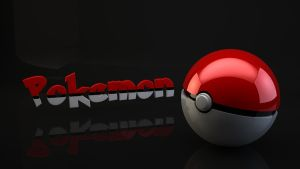 Pokeball Model Finished by MangoTangoFox