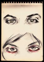 Frank Iero's eyes (1) by lilhydra
