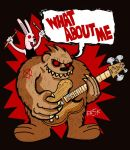 What About Me t-shirt by edbot5000