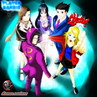 Player barbie e Renan: Phoenix Wright Objection!! by Craig-Kun-Bp