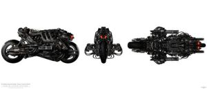 terminators bike 4 all views by shigureslove7