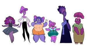 Amethyst Decievers by ClassyChassiss