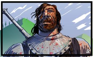 The Hound by saadirfan