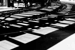 Shadows of the L by PatrickMonnier