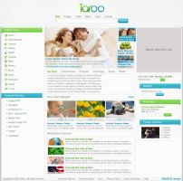 Taroo Search Engine by neadodesigns