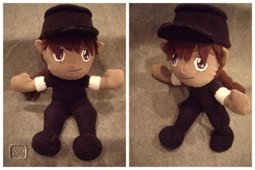 Duo Maxwell the Plushie by Duo-Maxwell-Club
