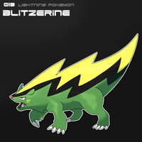 019: Blitzerine by SteveO126