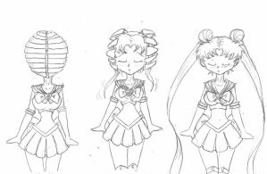 Sailor Moon TG 8 by spawnfan