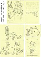 2010 sometime sketches by Flexico