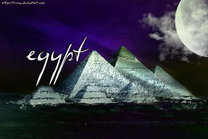 Egypt by t-fUs