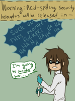 Mad Scientist AU by EuchredEuthanasia