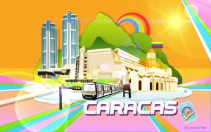 Caracas by sammy8a