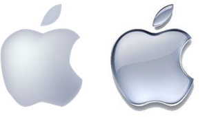 Apple-logo-simplified by Andrea-Perry