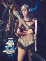 Sejuani: Beauty and Strength by SNTP