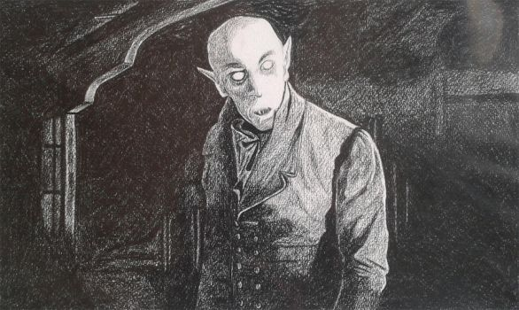 Nosferatu by Lucas-S-Lopes