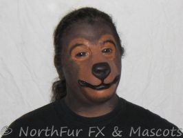 Small Bear Muzzle by NorthFurFX