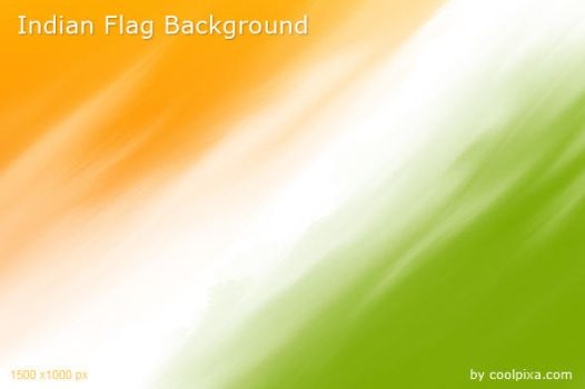 Indian Flag Background by khatrijiya