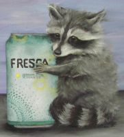 Soda Coon by environment