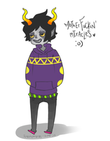Gamzee by Pandapackers
