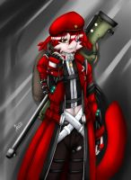 .:SAI Work:. Sniper Xennie by xenon001