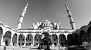 The Sultan Ahmed Mosque by AyseSelen