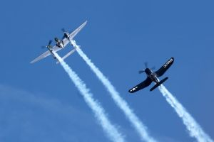 The Flying Bulls by Daniel-Wales-Images