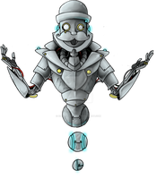 ButlerBot2040 Edwin class by ElysianImagery
