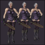 Soulcalibur IV - Ivy Valentine (bonus pack) by Sterrennacht