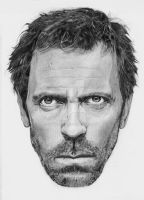 Dr House by SweeetAs