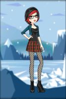 Ever After High: Poppy O'Hair (Rebel) by MiniatureBlueOwl