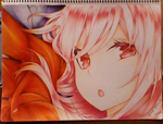 inori ~~ by BlackEstella