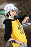 ROOM | Trafalgar Law [Sabaody Arc] II by The-Ly