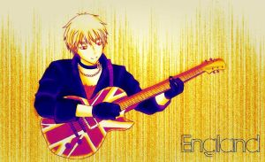 England Guitar by DeathAuther