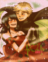 Adrinette Fairy Tale: You're The One by ambarnarutofrek1