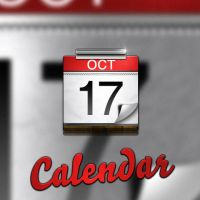 Calendar Icon by Schulerr
