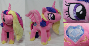 Cadance Plush for Rozenleafs by Cryptic-Enigma