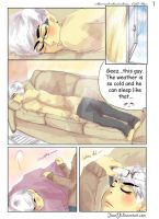 Short and Sweet Series: Cold War :: PAGE 7 :: by JoonYi