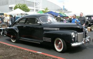 1941 Cadillac by finhead4ever