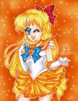 Sailor Venus by aruachan