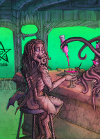 The Bar At the End of Eternity by salShepherd