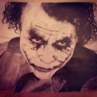 Why so Serious? by HeathTheLegend