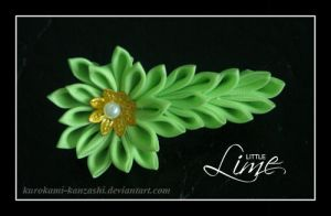 Little Lime by Kurokami-Kanzashi