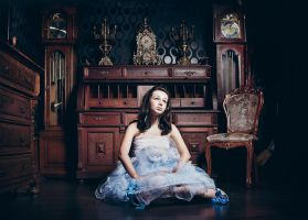 A Cinderella Story by idaniphotography